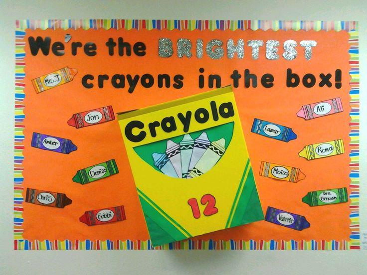 Classroom Decor Canada ~ Best images about crayon classroom decor on pinterest