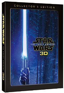 Star Wars: The Force Awakens Collector's Edition Blu-ray 3D Region Free: Amazon.co.uk: Harrison Ford, Mark Hamill, Carrie Fisher, Adam Driver, Daisy Ridley, John Boyega, J.J. Abrams: DVD & Blu-ray