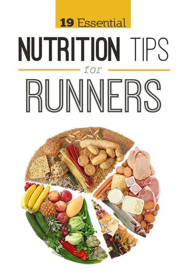 Sports Nutrition Every Runner and Endurance Athlete needs to know