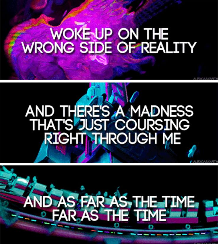 Young and menace -Fall Out Boy ( I really like this song it new And really cool to see the whole group trying something new )