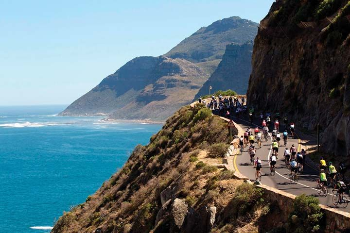 10 Facts about the Cape Argus Cycle Tour