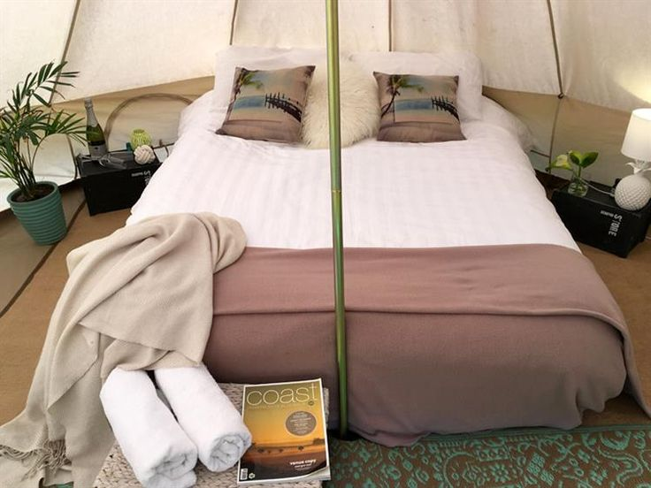 Phillip Island Glamping We love to camp & we want everyone to experience the great outdoors..& who doesn't love a touch of luxury!