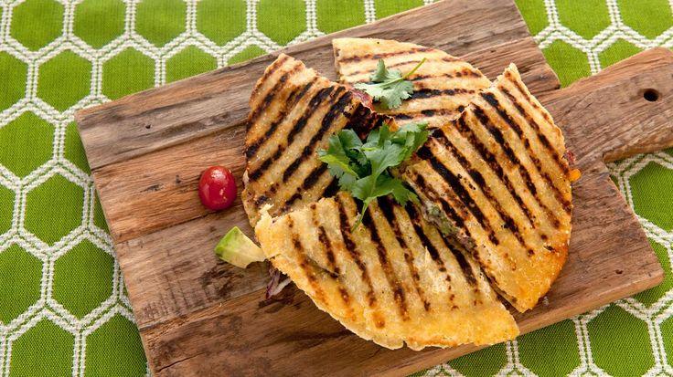Vegetarische quesadilla's | VTM Koken. Yes please !