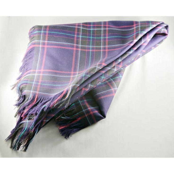 Alzheimer's 13oz Tartan Cloth (per metre)