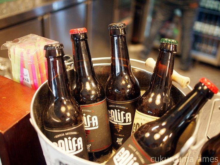 seville, craft beer, califa