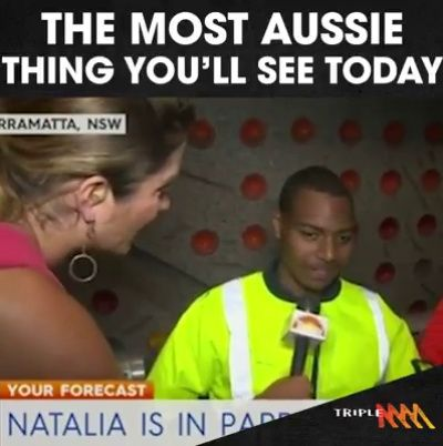 The Most Aussie Thing You'll see today ! :D ;D :D #Australia #meme #funnymeme Video Courtesy: Aussie Memes © COPYRIGHT DISCLAIMER © If you own any of the content in our videos/images and you don't want it appear on our PAGE, please notify us via private message. The content will be REMOVED within 24 hrs.