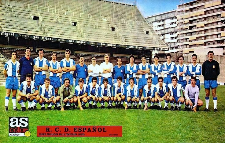 76 - Real Club Deportivo Español 72-73.