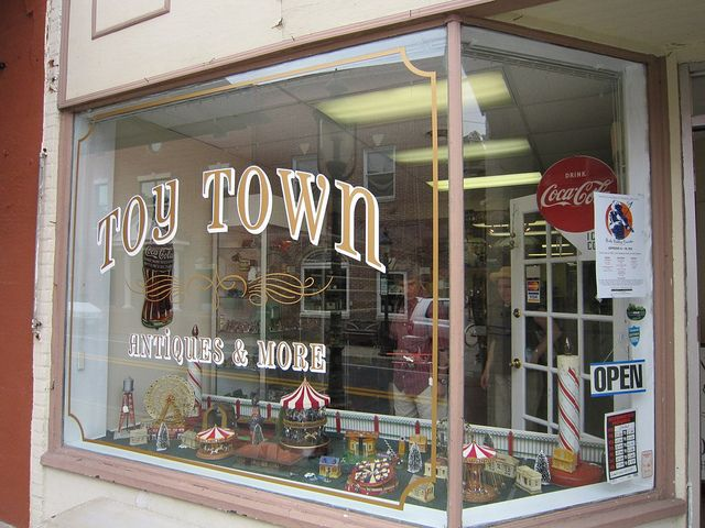 Toy Town Berlin, MD | vacation ideas... | Pinterest ...
