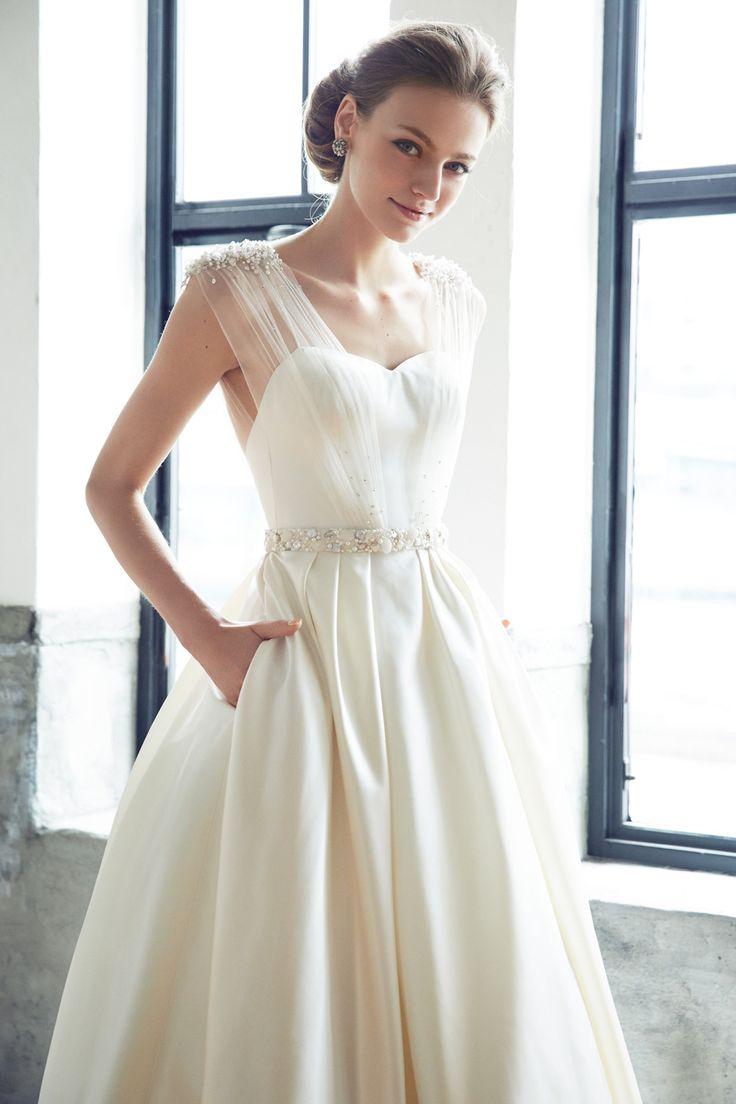 [dress:Mira Zwillinger Kate]  weddingdress weddingday white princess