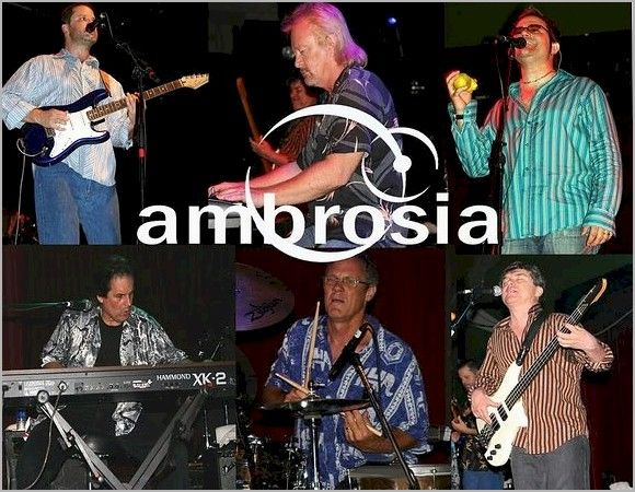 | Ambrosia-Doug Jackson, David Lewis, Rick Cowling,Christopher North ...