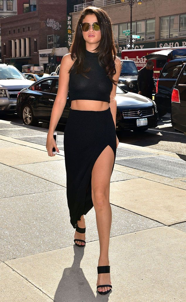 Selena Gomez from The Big Picture: Today's Hot Pics  The singer dares to bare in…