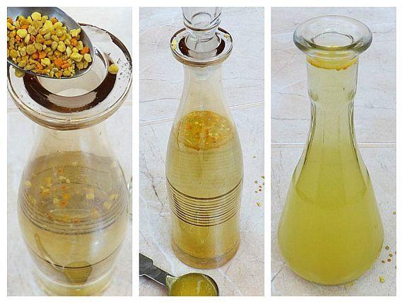 HIDROMEL – o băutură străveche imunizantă, energizantă și întineritoare din MIERE și POLEN
