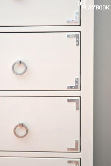 Ikea Hemnes Dresser: Hack   DIY Playbook