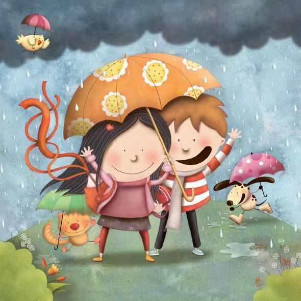 Viviana Garofoli - professional children's illustrator, view portfolio