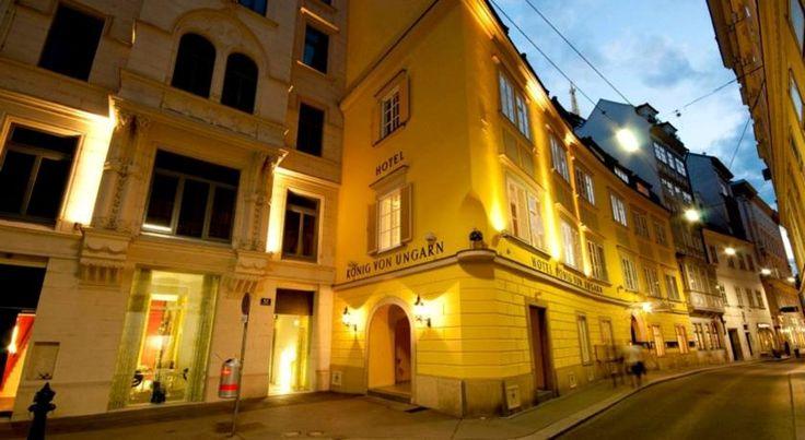 Hotel König von Ungarn, Vienne, avec des avis - Booking.com