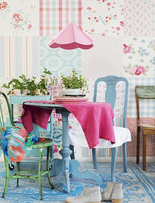 Tendencias Primavera-Verano 2013: los colores pastel