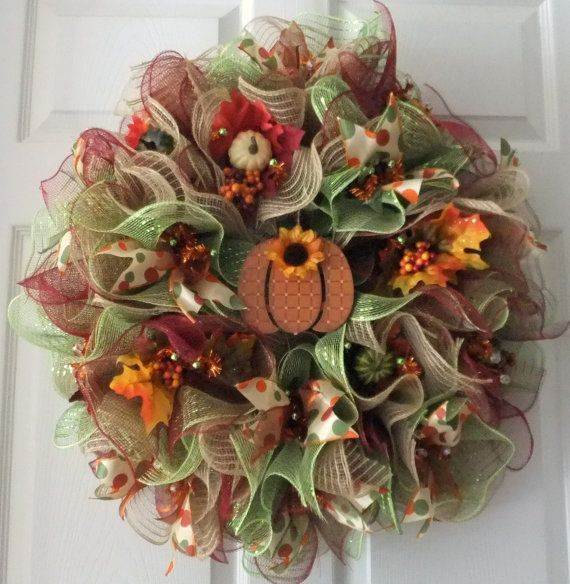 fall wreath craft ideas 1000 ideas about fall deco mesh on mesh 4429