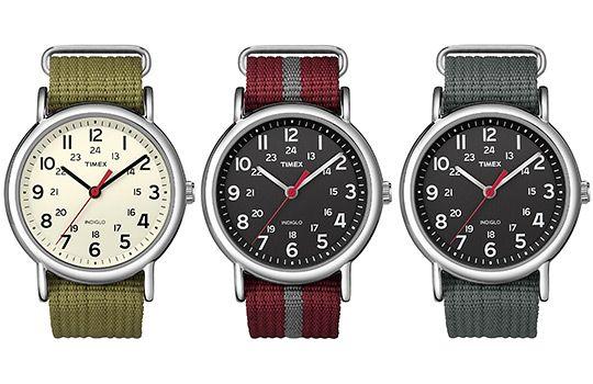 Montre Timex WeekEnder