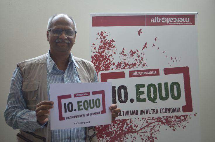 Pradeep Sihna - Bodhi (India)  http://www.altromercato.it/ioequo/sostenitori
