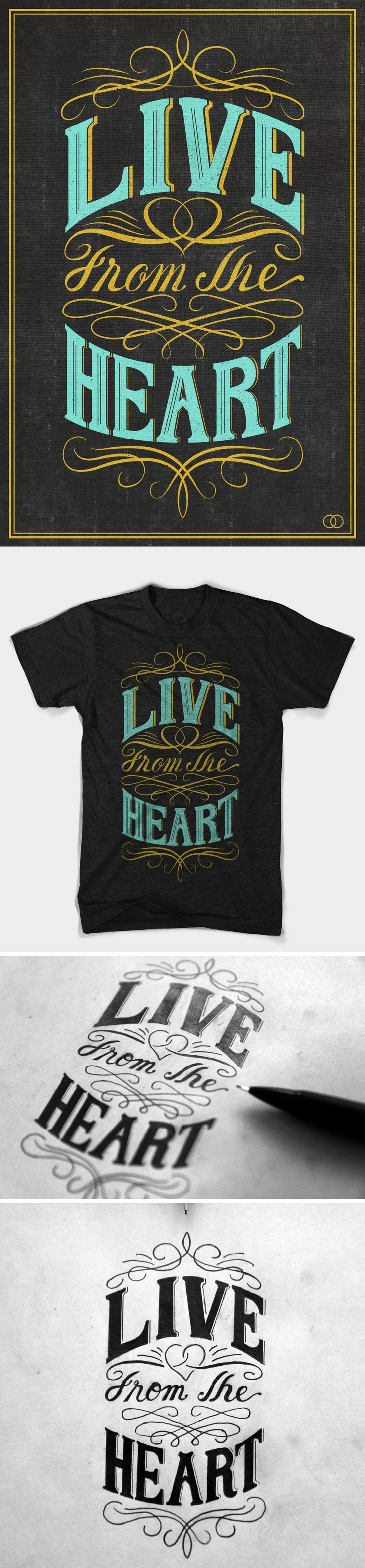 Live From The Heart /// Nicholas D'Amico