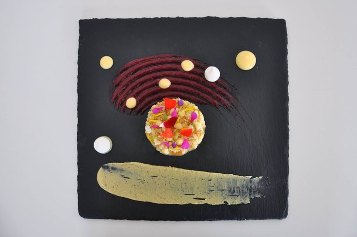 Culinary creations that become modern art... our pastry chefs love to offer a feast for the eyes as well as the taste buds! #GrandmasRestaurant #Ios #IosIsland #Greece #Greek #island #Gastronomy #Taste #Cuisine #Sweet #Ravani #Liostasi #HauteCuisine http://www.iosgastronomy.com/