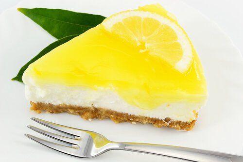 cheesecake limon