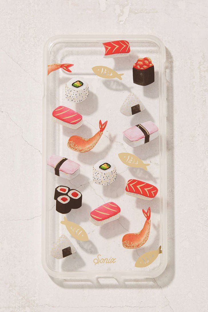 34 Useful and Delightful iPhone 7 Plus Cases  Sonix I Luv Sushi Case ($35, preorder)