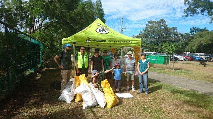 Clean Up Australia Day was a great success last weekend! The Kedron Brooke Bike Pass has never looked better! If your community group would like to borrow our marquee for your next event just PM us!