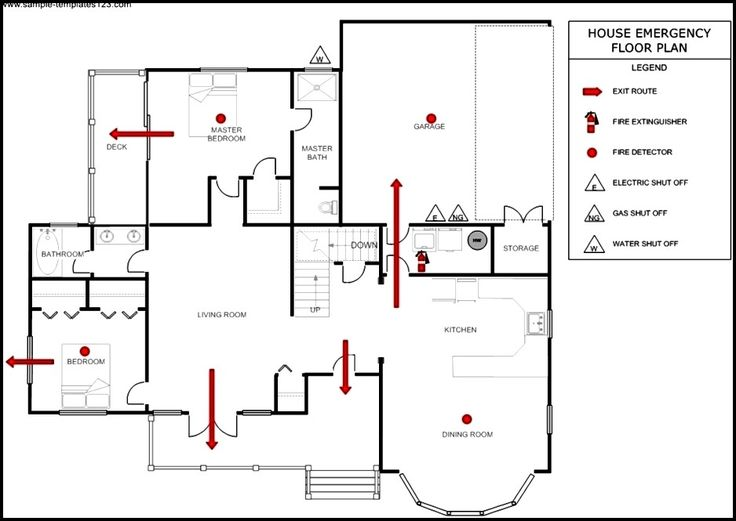32 best images about Emergency Planning Templates on Pinterest - evacuation plan templates