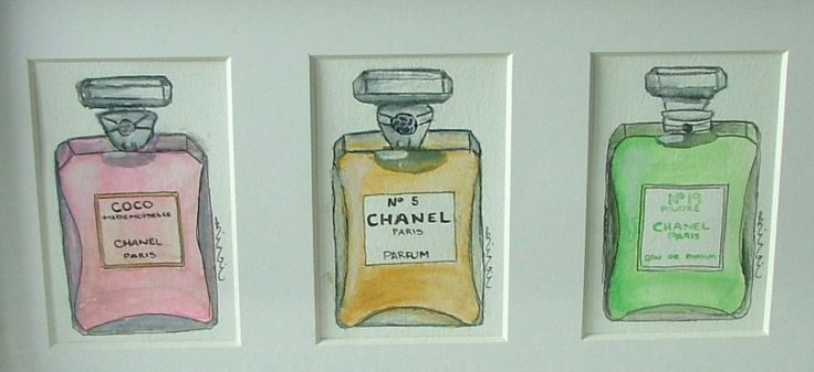 """Scents of Chanel"""