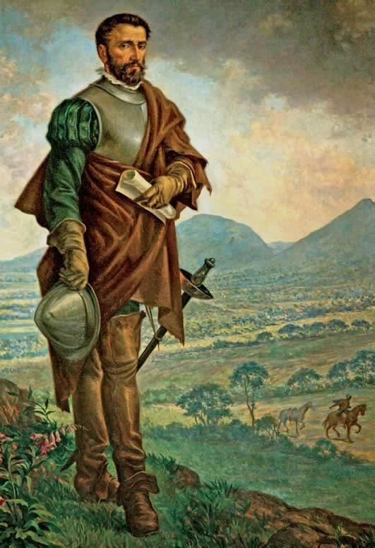 Don Gonzalo Jiménez de Quesada - Bogotá - Wikipedia, the free encyclopedia