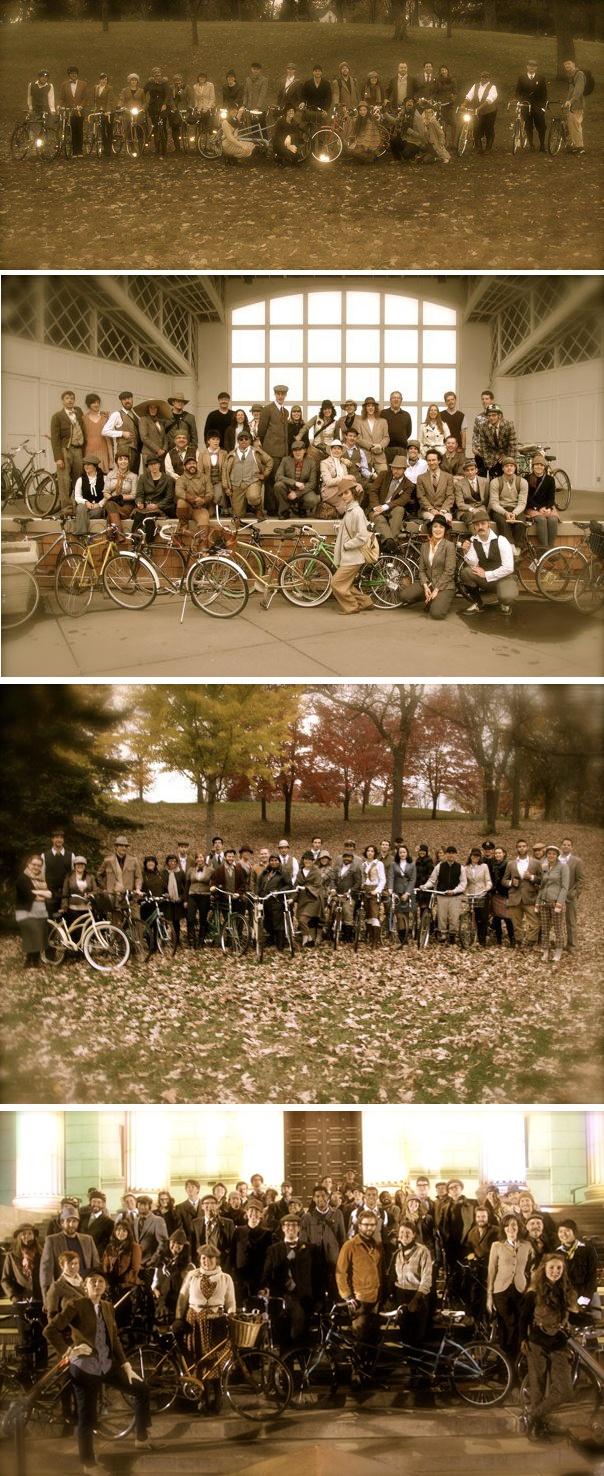 Minneapolis Tweed Ride!
