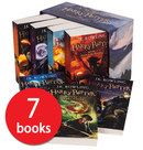 £29.99 The Complete Harry Potter Collection - 7-Book Box Set - Collection - 9781408856772 - J.K. Rowling