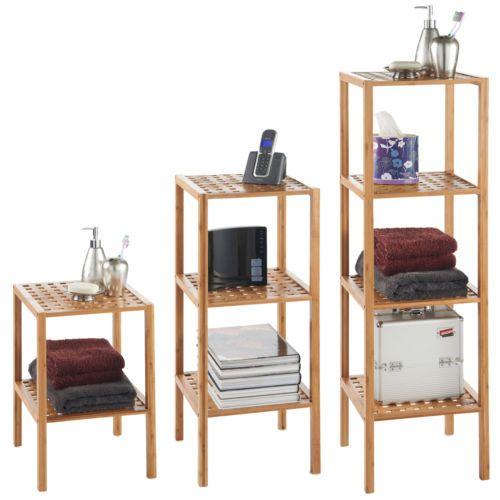 Wooden-Bamboo-Bathroom-Lattice-Storage-Shelf-2-Tier-3-Tier-4-Tier-Shelves