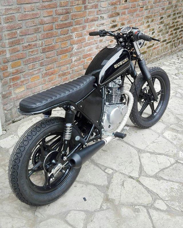 """Suzuki GN125 """"Reload"""" #lowlifemotorcycles"""