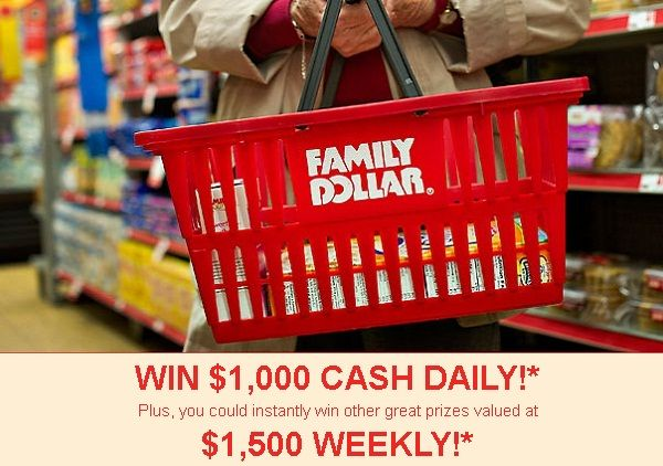 Give Family Dollar Feedback in Survey at Ratefd.com | SweepstakesBible