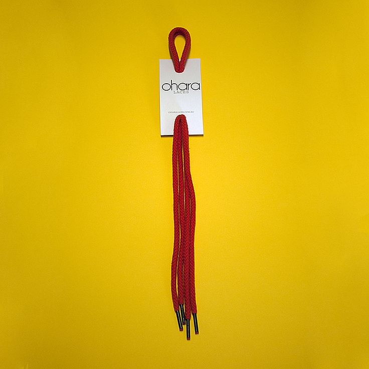 Shoelaces by Ohara Laces. Find high-quality and colourful shoelaces on-line at Ohara Laces. 100% Cotton Shoelace | Black Embossed Ohara Laces Metal Aglets. #shoelaces #oharalaces