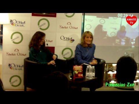 Limpiar y sanar el cuerpo con dieta - Suzanne Powell - 22/03/14 Logroño - YouTube
