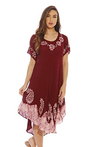 Just Love Summer Dresses Plus Size / Swimsuit Cover Up / Resort Wear