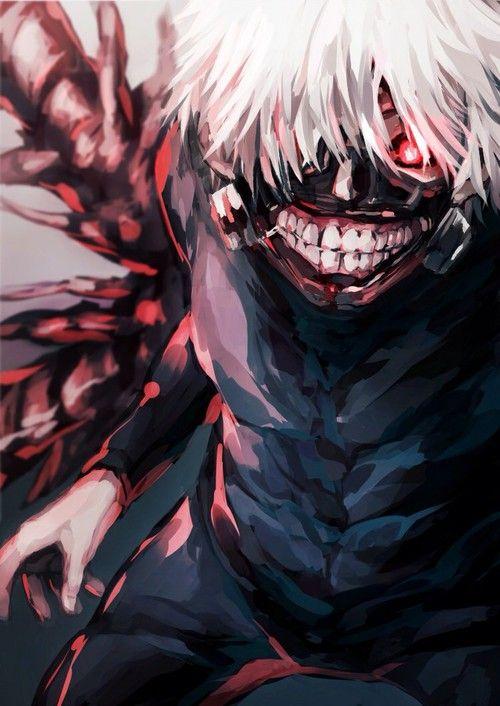 Kaneki   Tokyo Ghoul                                                                                                                                                     Más