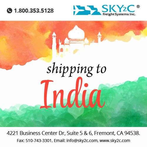 If you are planning to #Ship to #India from the United States, you might have to look for a #shipping service that will help move all your luggage to your new country without damage or loss.
