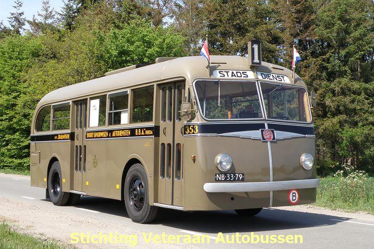 Stichting Veteraan Autobussen » 353-SVA