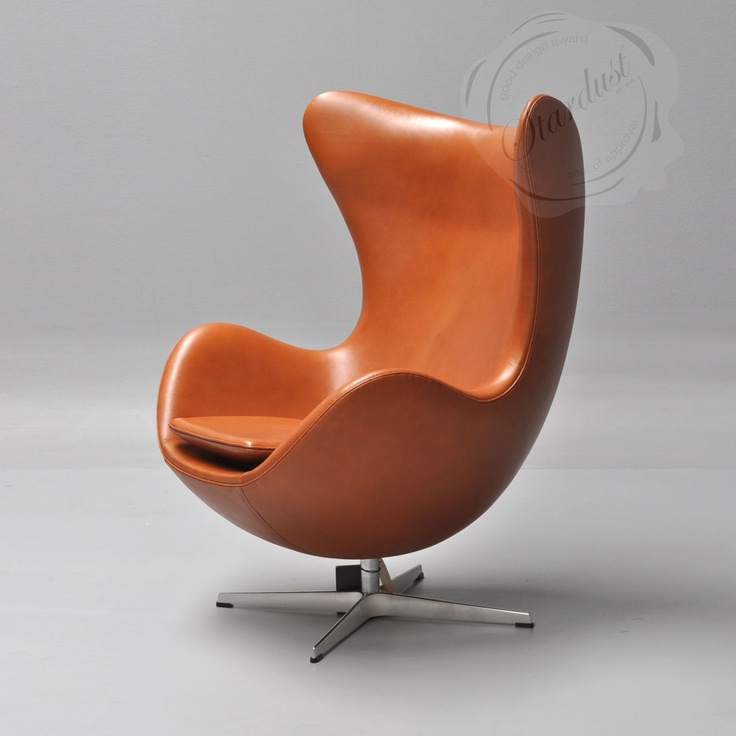 the every stylish egg chair was designed by arne jacobsen. Black Bedroom Furniture Sets. Home Design Ideas