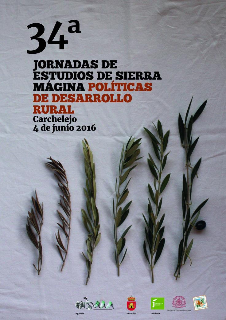 34º Jornadas de Estudios de Sierra Mágina | January 2016 | Roberto García