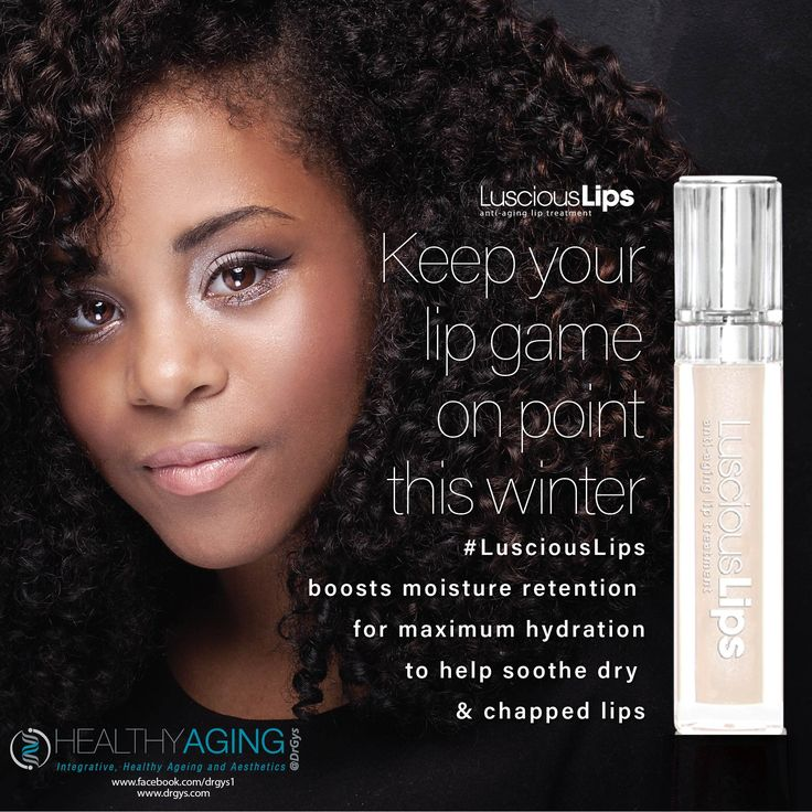 Keep your lip game on point this winter #LusciousLips boosts moisture retention for maximum hydration to help soothe dry & chapped lips. TO ORDER YOUR LUSCIOUSLIP VISIT WWW.INFRACYTE.CO.ZA @LusciousLipsSA