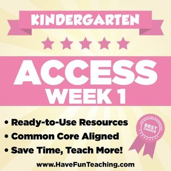 8 best have fun teaching access images on pinterest lesson note this weeks lessons are designed for use between 914 9 fandeluxe Choice Image