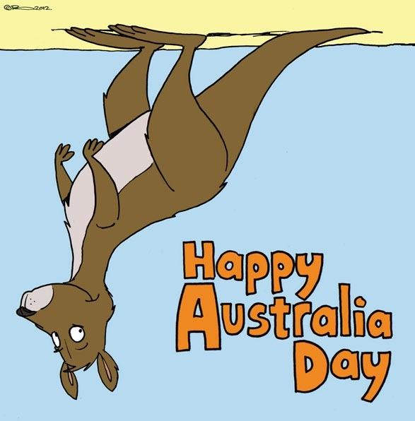 Happy Australia Day everyone