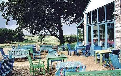 Wiveton fruit farm cafe