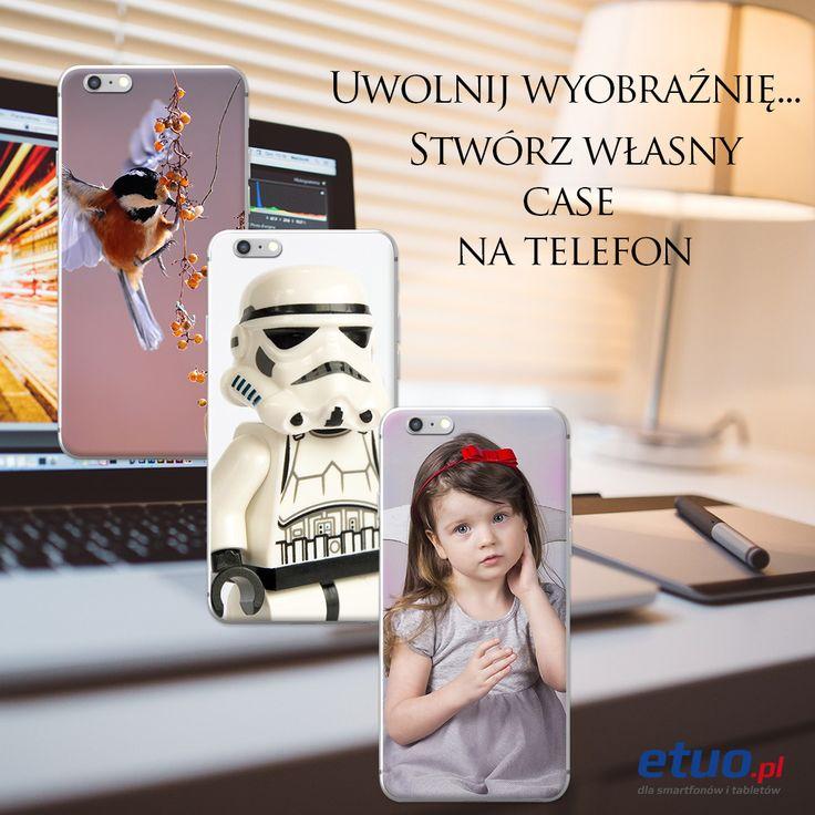 Zaprojektuj własne etui na telefon:) Więcej na www.etuo.pl