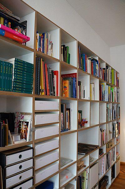 54 best Bücherregal images on Pinterest Berlin, Berlin germany - küche mit dachschräge planen